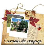 Carnets de voyage